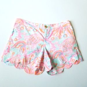 Lilly Pulitzer Shorts - 🚫SOLD ON MERCARI🚫Lilly Pulitzer Buttercup Short